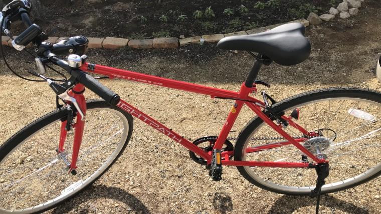 サイマ 自転車クロスバイク